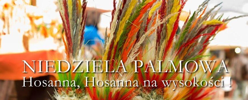 Niedziela Palmowa – 14.04.2019 – Zakopane – Bernardyni